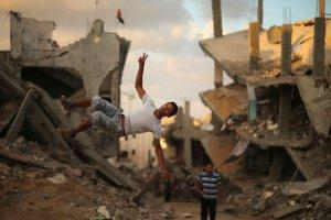 Parkour Gaza 2