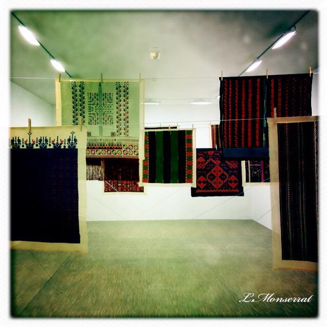 Mona Hatoum Tapis