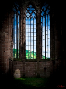 bacharach chapelle de saint Werner-small