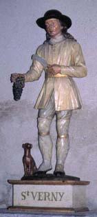 Saint Vernier ou Saint Verny