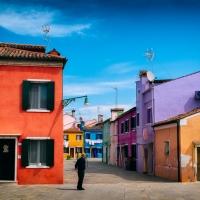 Burano, une île d'une humanité authentique !